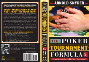 Poker Tournament Formula 2  Advanced Strategies PDF