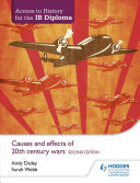 Causes and Effects of 20th Century Wars PDF