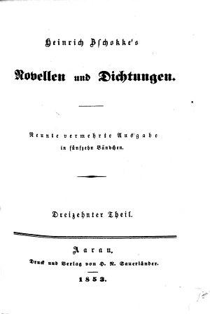 Heinrich Zschokke s PDF