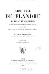 Armorial général de France [ed. by A.F.J. Borel d'Hauterive].