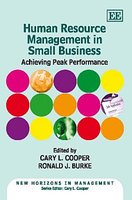 Human Resource Management in Small Business