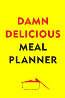 Damn Delicious Meal Planner