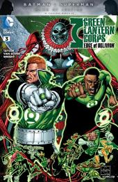 Green Lantern Corps: Edge of Oblivion (2016-) #3