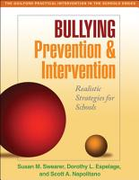 Bullying Prevention and Intervention PDF