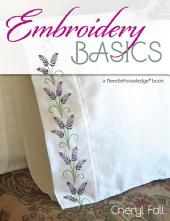 Embroidery Basics: A NeedleKnowledge Book