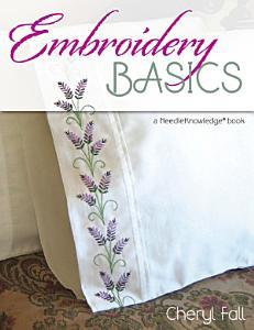 Embroidery Basics PDF