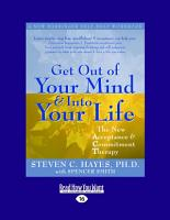 Get Out of Your Mind and Into Your Life  Easyread Large Edition  PDF