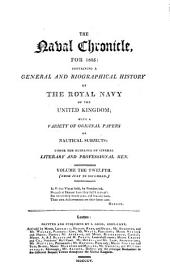 The Naval Chronicle: Volume 12