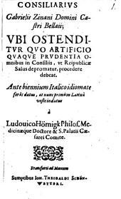 Consiliarius