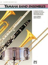 Yamaha Band Ensembles  Book 3 PDF