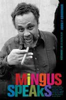Mingus Speaks PDF