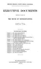 House Documents: Volume 274; Volume 276