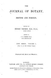 The Journal of Botany, British and Foreign ...: Volume 10