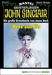 John Sinclair - Folge 1977: Herz aus Eis