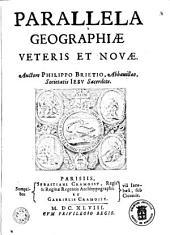 Parallela geographice veteris et novoe