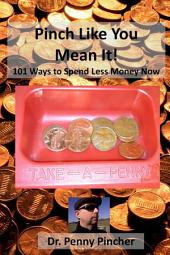 Pinch Like You Mean It! 101 Ways to Spend Less Money Now