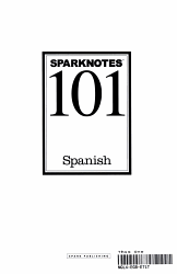 SparkNotes 101 Spanish PDF