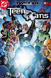 Teen Titans (2003-) #23