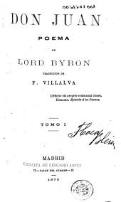 Don Juan: poema