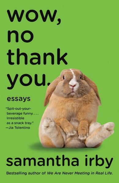 Download Wow  No Thank You  Book