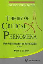 Introduction to the Theory of Critical Phenomena