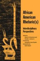 African American Rhetoric s  PDF