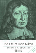 The Life of John Milton PDF