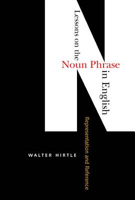 Lessons on the Noun Phrase in English PDF