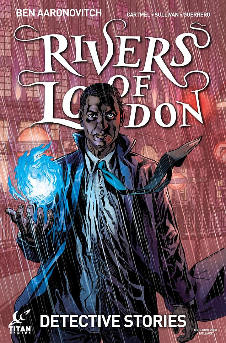 Rivers of London - Detective Stories #2