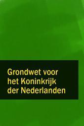 Grondwet voor het Koninkrijk der Nederlanden (Nederland)