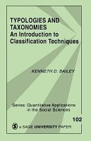 Typologies and Taxonomies PDF