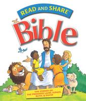 Read and Share Bible - Pack 3: The Stories of The Promised Land, Judges, Ruth, and David