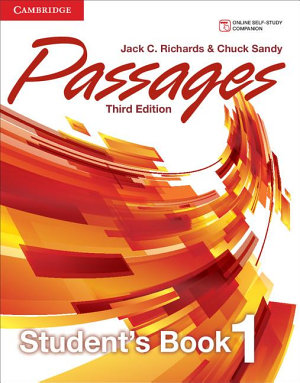 Passages Level 1 Student s Book