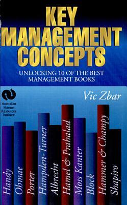 Key Management Concepts