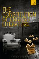 The Constitution of English Literature PDF