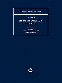 Moral Education and Pluralism PDF