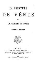 La ceinture de Vénus