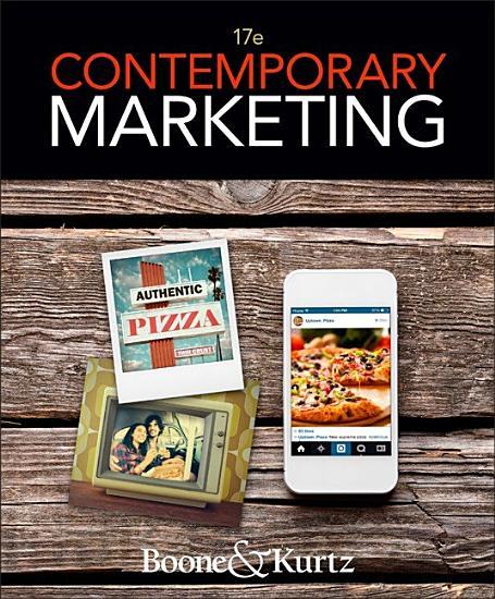 Contemporary Marketing PDF