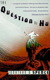 The Question of Hu Book