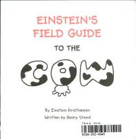 Einstein Field Guide to Cow PDF