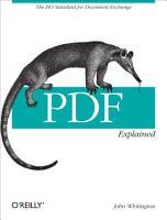 PDF Explained PDF