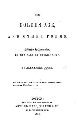 The Golden Age, and Other Poems
