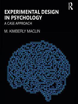 Experimental Design in Psychology PDF