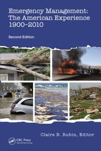 Emergency Management Book