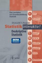 Statistik interaktiv!: Deskriptive Statistik
