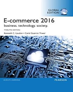 E Commerce 2016  Business  Technology  Society  Global Edition PDF