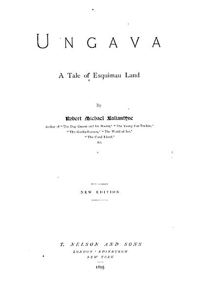 Download Ungava Book