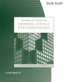 Research Methods for Criminal Justice and Criminology Book
