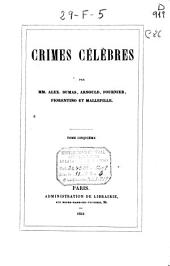 Crimes célèbres: Volume 5