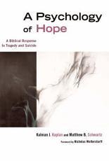 A Psychology of Hope